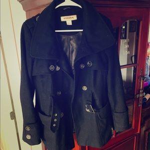 Ladies pea coat